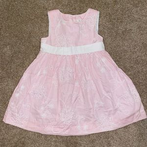 Camilla Pink Dress Baby Girl 18 months